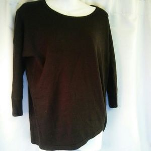 Forever 21 1980s Slouch Sweater,S